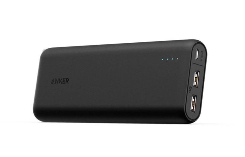 最大出力4.8Aで超高速充電!Anker PowerCore 15600が発売