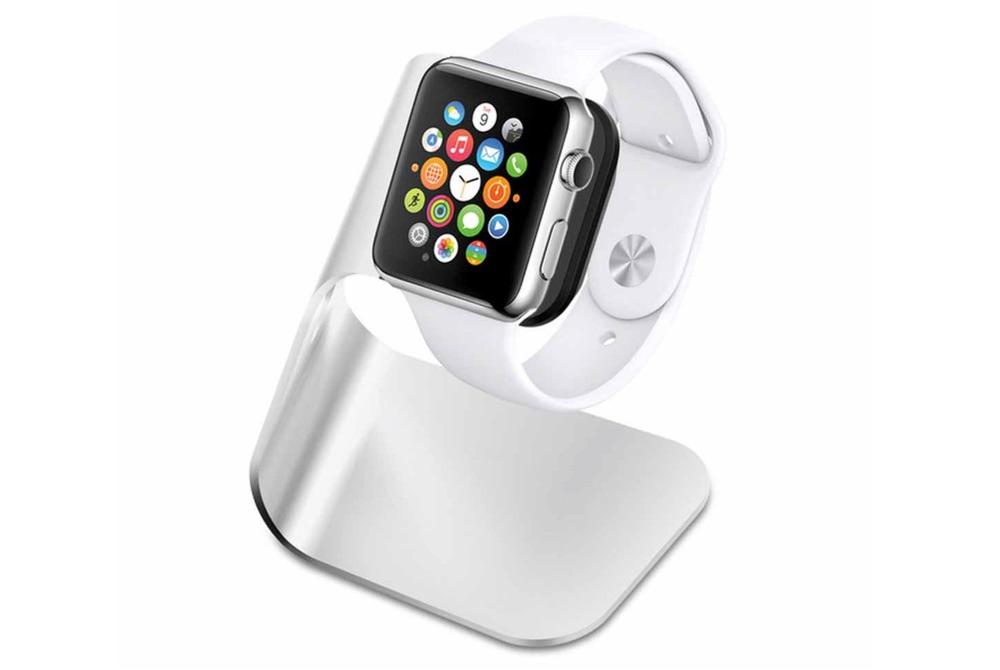Apple Watchをオシャレに充電!Spigen Apple WatchスタンドS330がシンプルで機能的