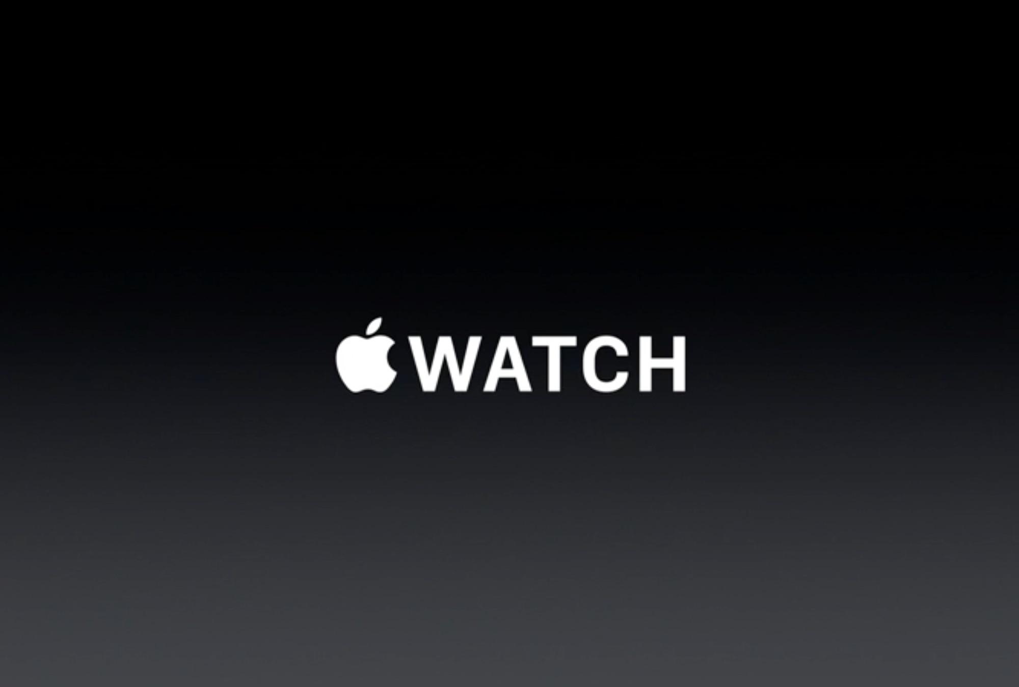 Apple Watch新モデル、Watch OS 2が発表!Appleイベントまとめ