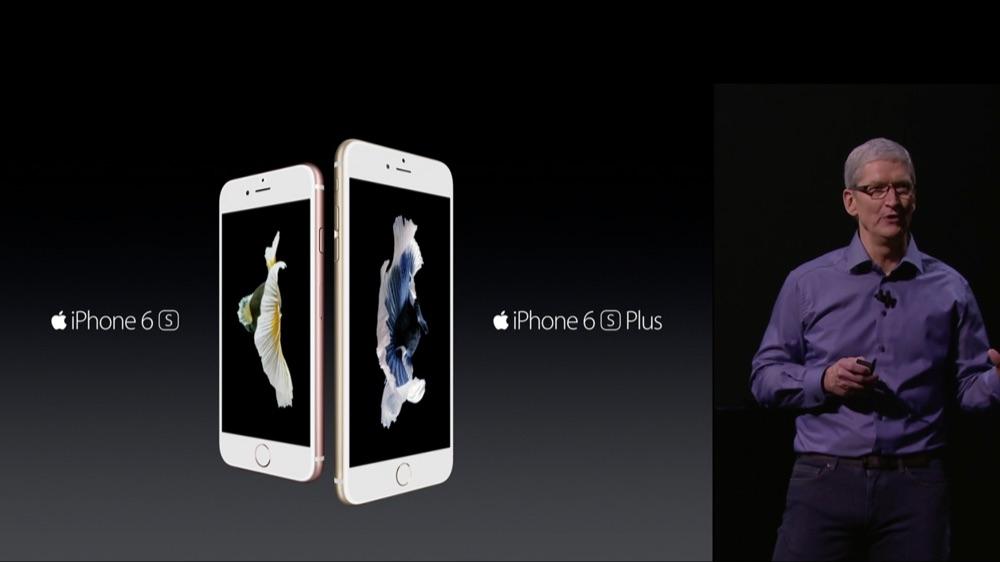 遂に発表「iPhone6s・iPhone6sPlus」がすごい!予約は12日から