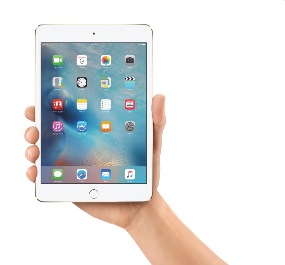 iPad miniも密かに進化!「iPad mini 4」は何が変わった?