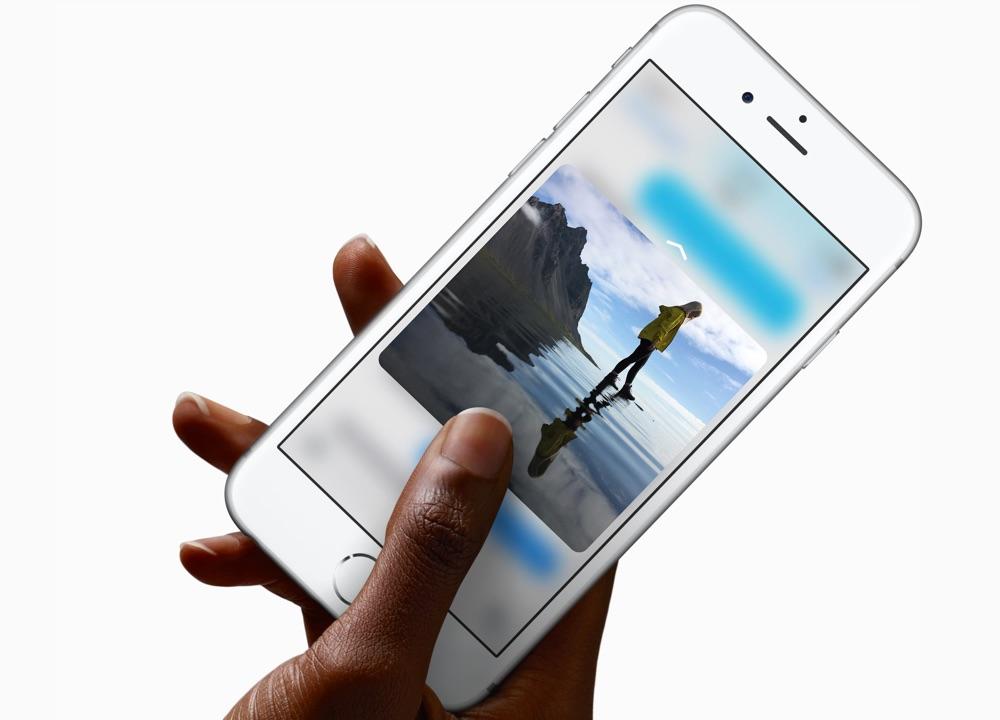 iPhone6s「3D Touch」が便利すぎる!オススメの使い方を紹介!