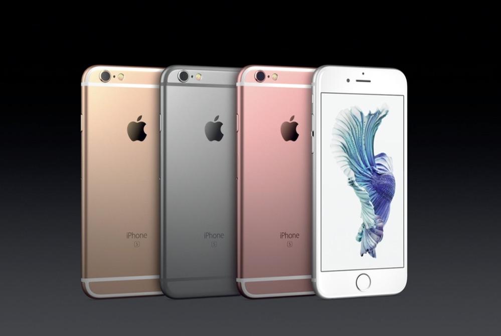 国内大手3社ともiPhone6s・iPhone6sPlusの発売を発表!