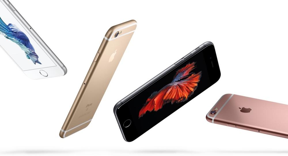 Apple、iPhone6s/Plusの記録的な販売台数を発表!売れ筋はどれ?