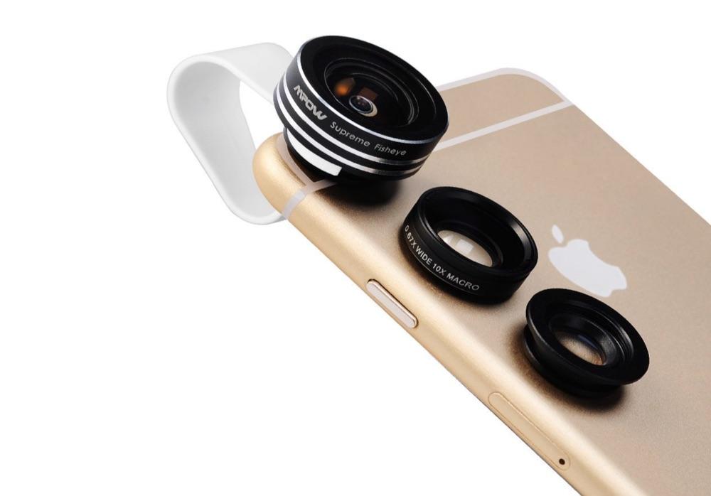 iPhoneやスマホ撮影が100倍楽しくなる簡単装着レンズおすすめ7選