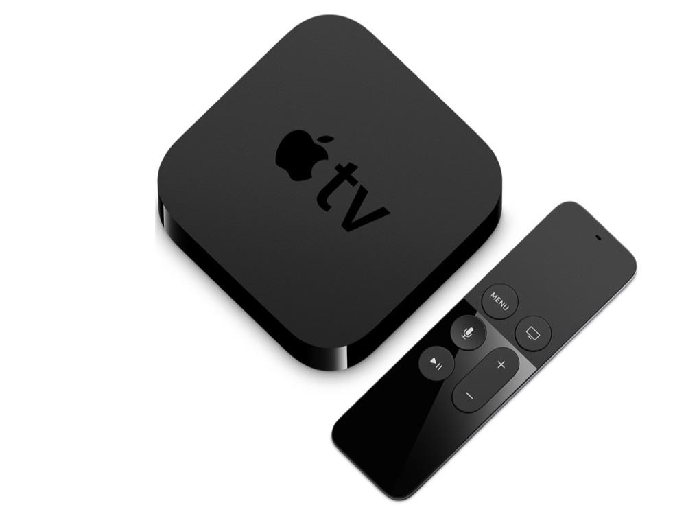 10月26日より新型Apple TV発売開始!価格は18,400円から