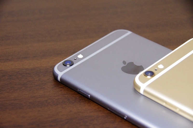 iPhone6s/Plusカメラが進化し断然キレイに!iPhone6と実写で比較してみた!