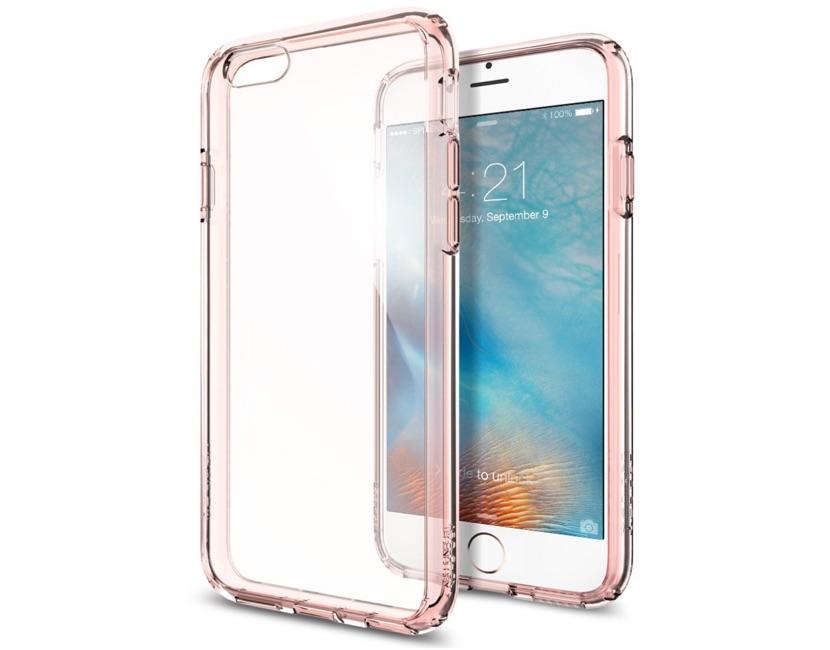 人気のSpigen製iPhone6s/Plusケースでオシャレに保護!オススメを紹介!