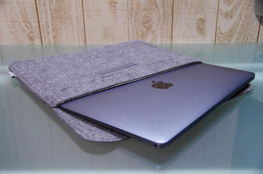 コスパ高い!Inateck製の新型MacBook12インチのケースが使いやすくてオススメ!