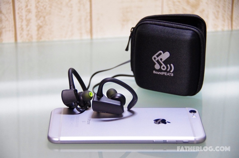 イヤホンで音楽聞くならコレがオススメ!Bluetooth対応「Q9A」が便利すぎてやばい!