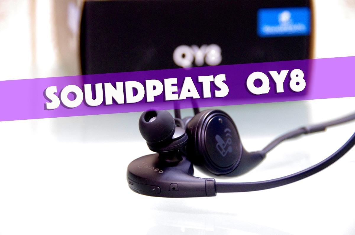 5000円以下で高音質なBluetoothイヤホン「QY8」がアツい!ランニングにも最適!