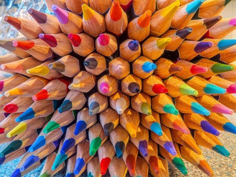 photo credit: 100 Pencils HDR via photopin (license)
