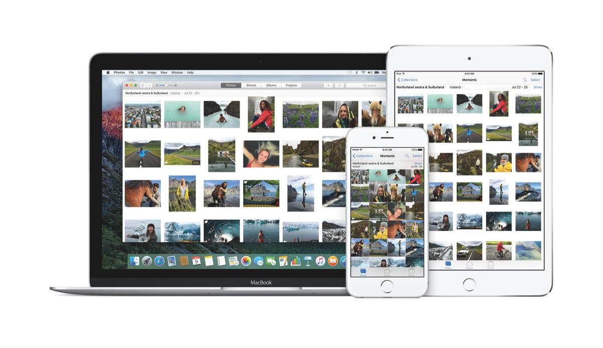 iPhoneやMacの写真動画を効率良い管理で容量節約!「iCloudフォトライブラリ」が便利!