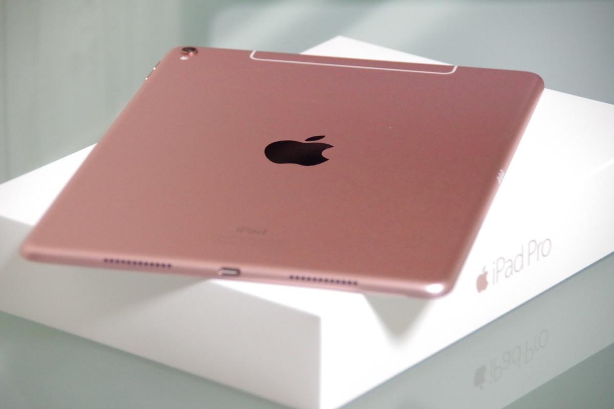 【レビュー】9.7インチ新型iPad Proが届いたので開封の儀!iPad Air 2ともガッツリ比較!