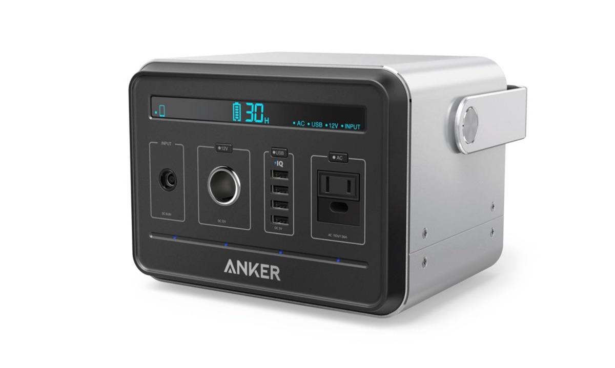 アウトドアや緊急時に大活躍!スマホ,照明,冷蔵庫も給電できるポータブル電源「Anker PowerHouse」の性能が凄まじい!