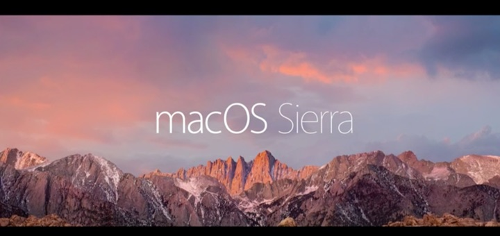 OS Xの新名称は「macOS」、Siri対応やiOS端末連携の新機能でさらに便利に!WWDC2016イベント発表まとめ