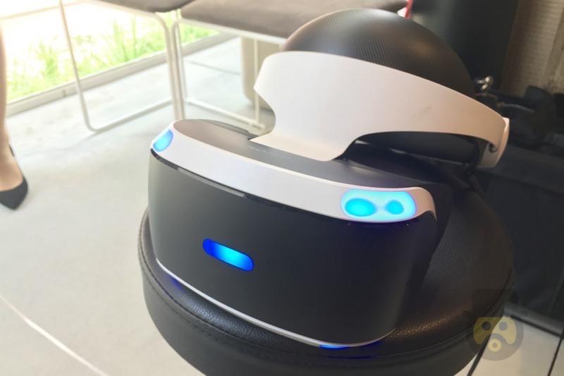 PlayStation VR(PSVR)のソニーストア特別体験会に行ってきた!感想まとめ【レビュー】