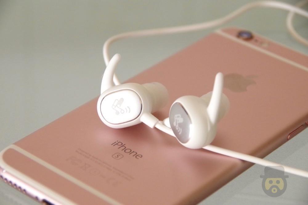 軽量で装着感が心地良い高音質Bluetoothイヤホン「SoundPEATS Q15」【レビュー】