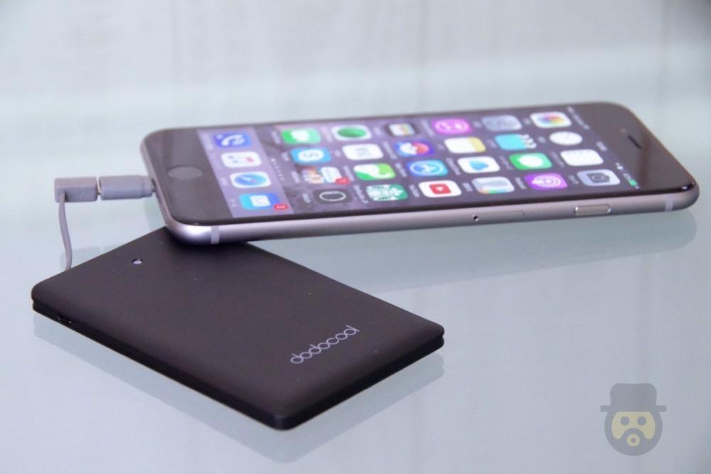 財布に入る超薄型で軽量な「dodocool モバイルバッテリー」が携帯性抜群すぎ!【レビュー】