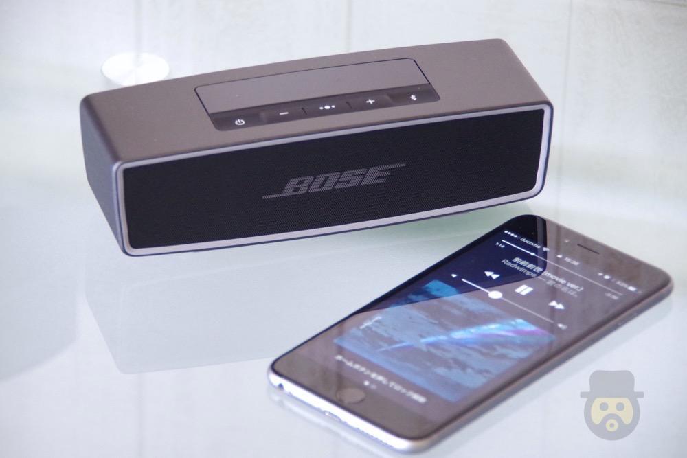 【レビュー】音の重厚感がハンパない!BOSE SoundLink Mini Bluetooth Speaker IIを使ってみてわかった良いことと改善してほしいこと