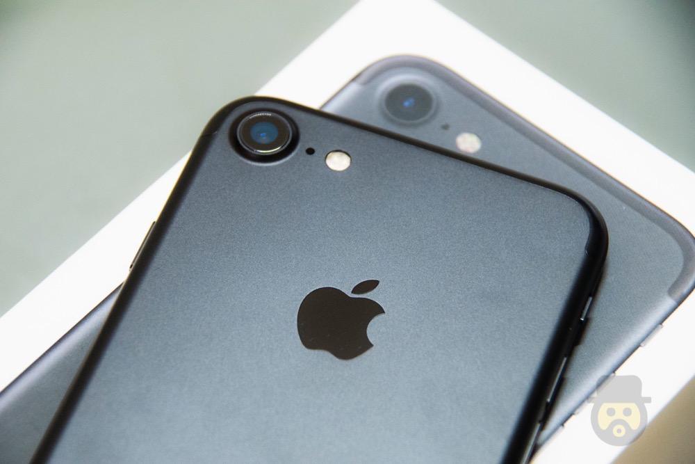 iPhone 7 ブラックモデル外観レビュー!絶妙なデザインからあふれ出す魅力がハンパない!