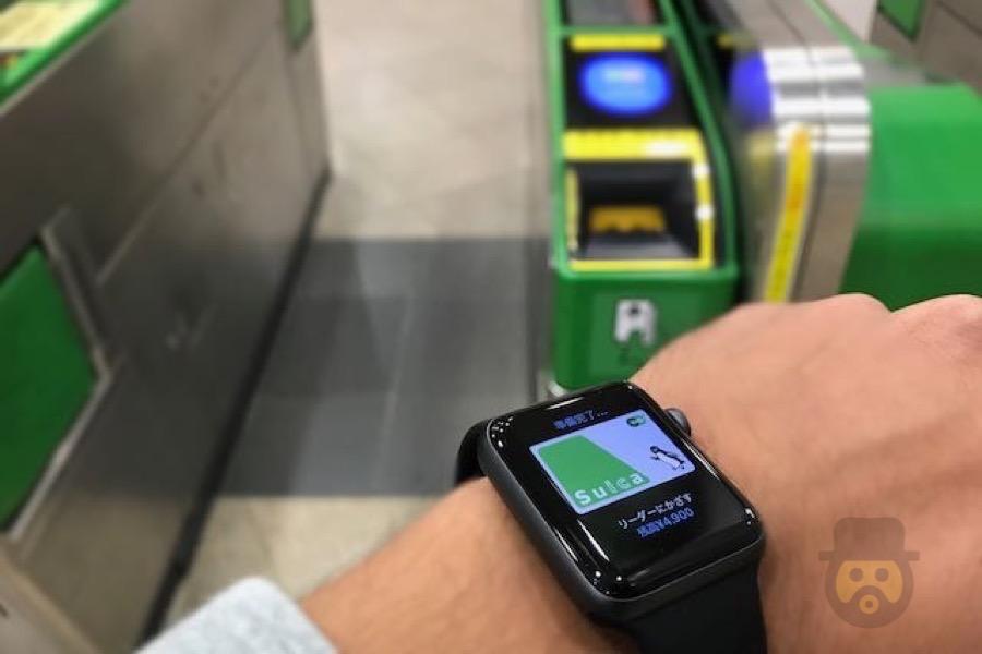 【モバイルSuica特急券】iPhoneやApple Watchに登録したSuicaで新幹線を利用する方法