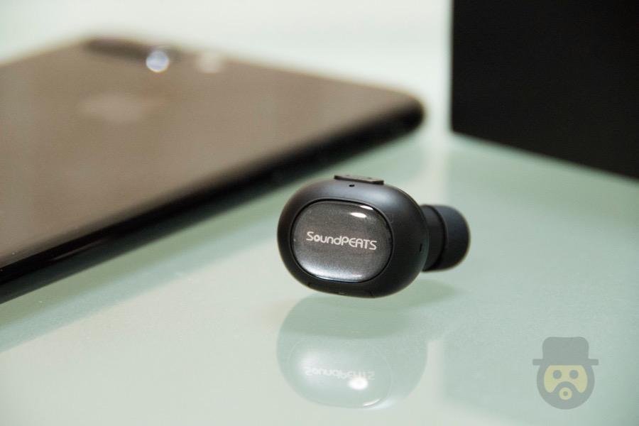 【レビュー】周囲の音を聞きながら音楽も楽しめる!片耳Bluetoothイヤホン「SoundPEATS D3」が凄い!