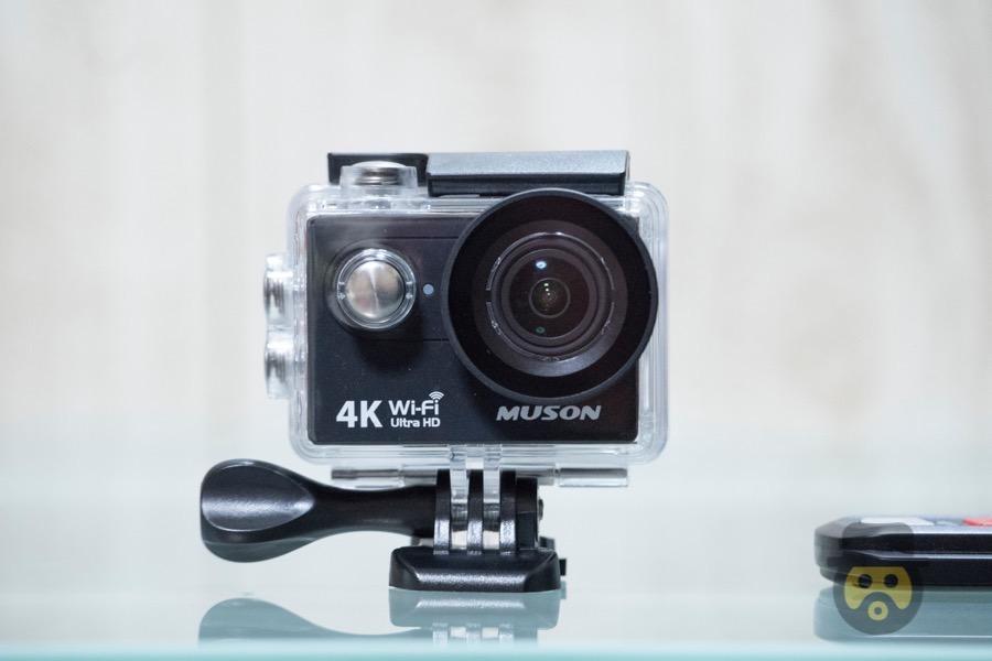 手のひらサイズで4K動画撮影も可!ウェアラブルカメラ入門機としてもオススメな「MUSON MC2」をレビュー!
