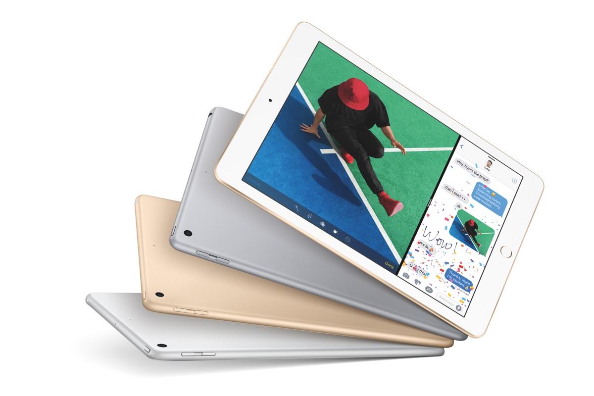 新生9.7インチ型「iPad」発表!価格は大幅値下げの37,800円から、サブ機にタブレット探している人には朗報