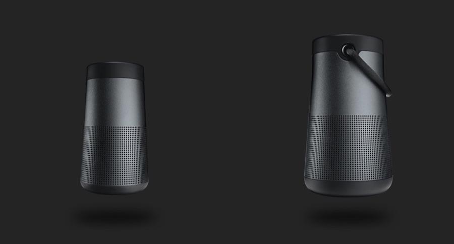 BOSE、360°に音が広がる新たなBluetoothスピーカー「SoundLink Revolve/Revolve+」を発表!アウトドアシーンにピッタリな仕上がり!