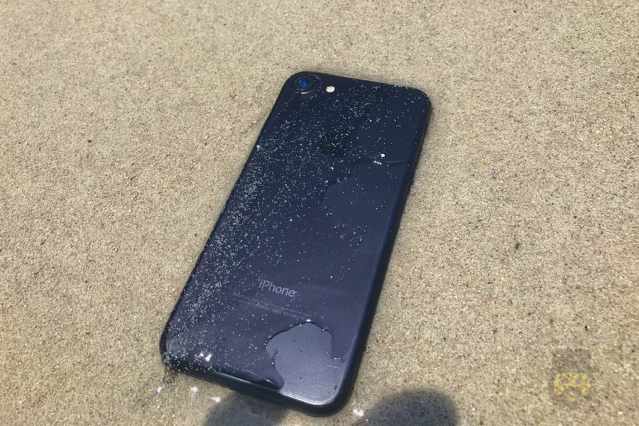 iPhone 7(Plus)の耐水仕様は海の中でも通用するのか!? 実際に使ってみた!