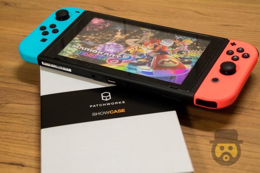 【レビュー】衝撃!気泡レスで簡単に貼れる!ニンテンドースイッチ用保護フィルム「Patchworks Nintendo Switch ガラスフィルム ITG Plus」がオススメ!
