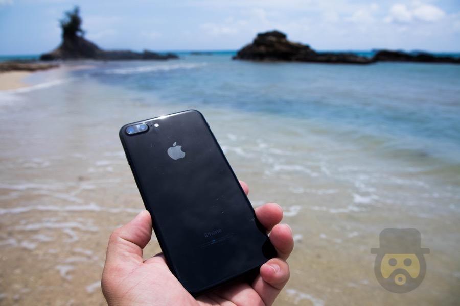 耐水仕様のiPhone 7 Plus、まさかの「水没」。