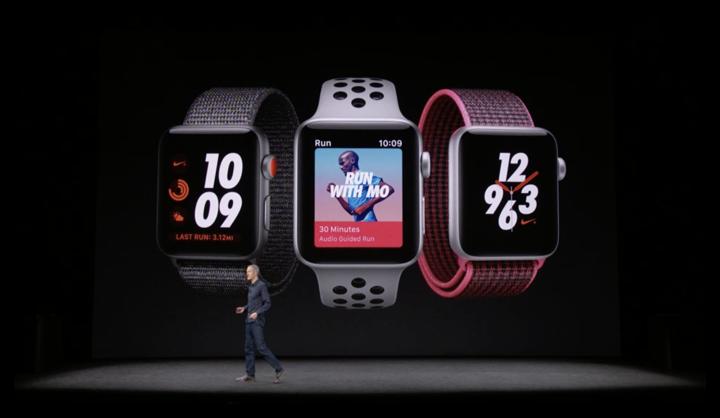 ソフトバンク、Apple Watch Series 3でiPhoneの電話番号が使える「Apple Watch モバイル通信サービス」の提供を発表!