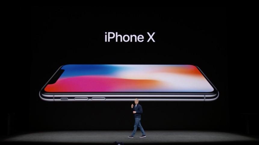 Apple、全面ディスプレイの「iPhone X」を正式発表!11月に発売開始!イベント発表内容まとめ!