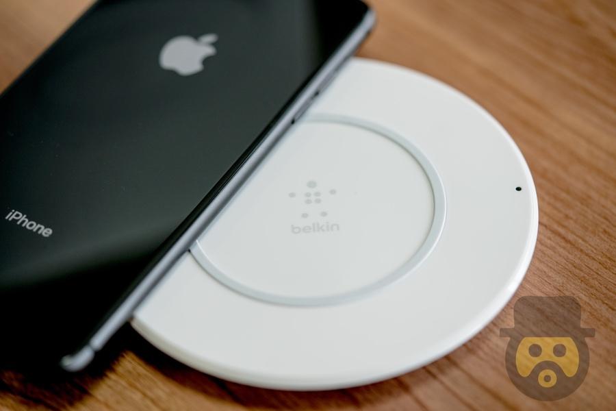 Apple Store取扱いのBelkin製ワイヤレス充電器が人気!オンライン納期は4-5週間