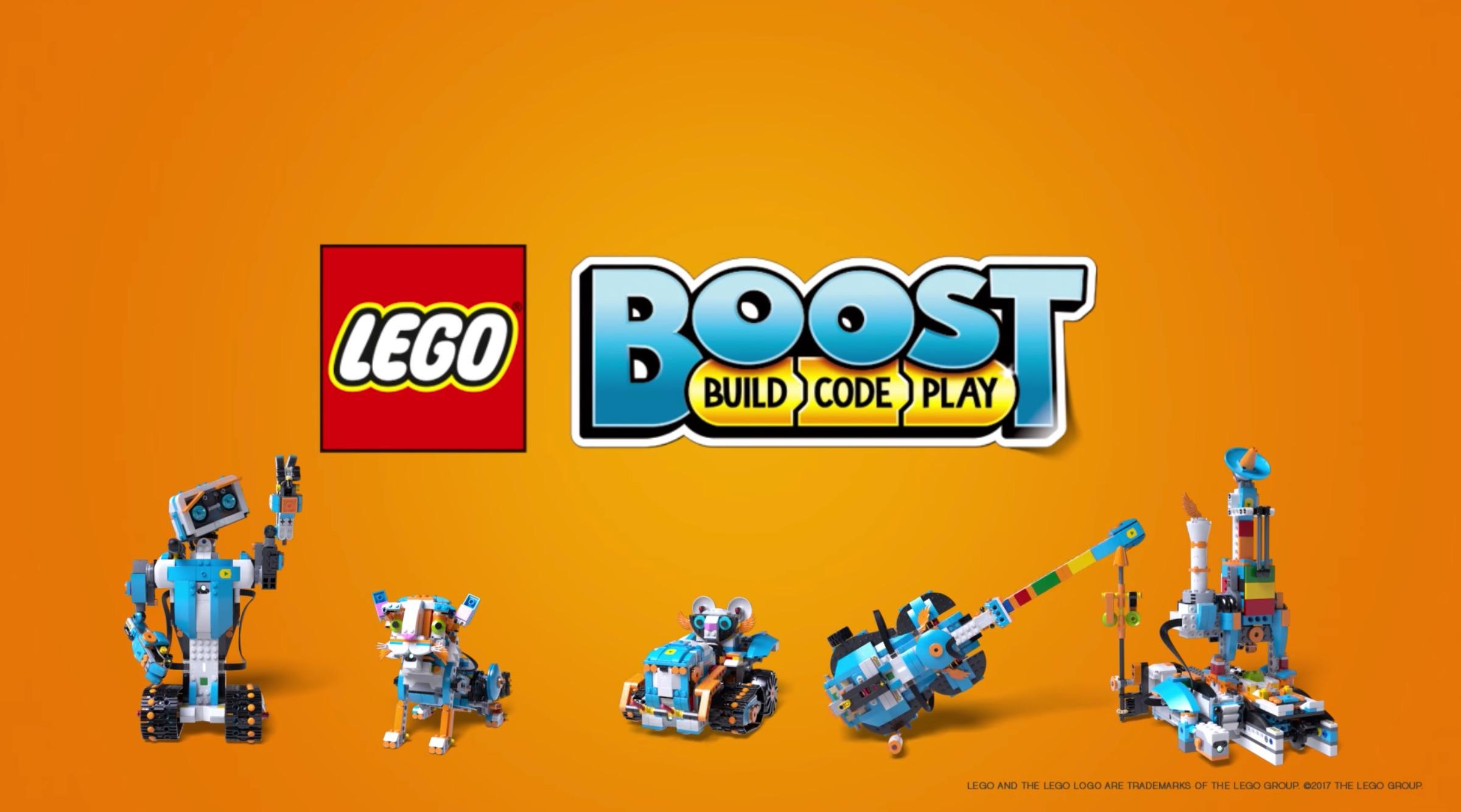 子どもと一緒に楽しく組み立ててプログラミングで遊べる!「LEGO BOOST」がかなり良さそう。