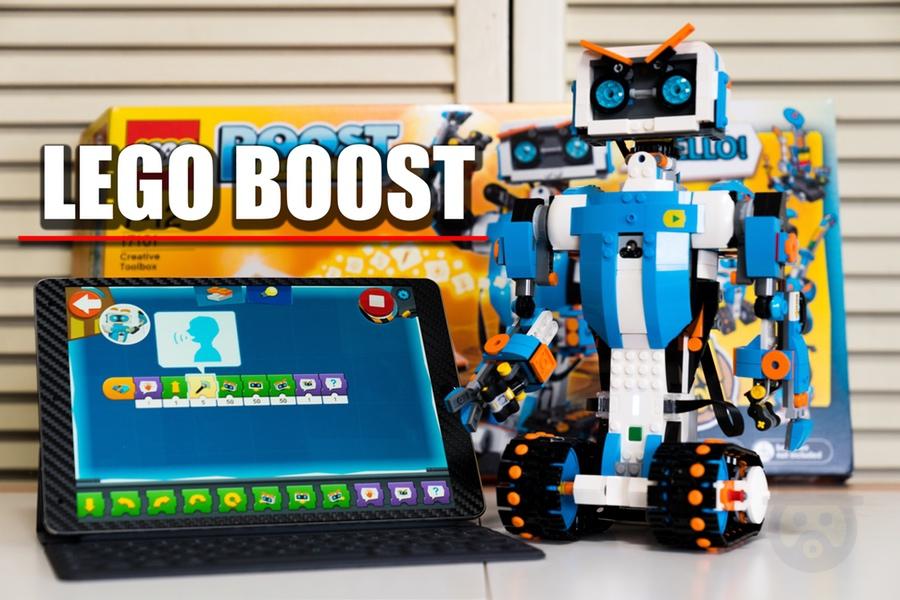 【レビュー】子供がプログラミングを学べる「LEGO BOOST 17101」で実際に遊んでみた!