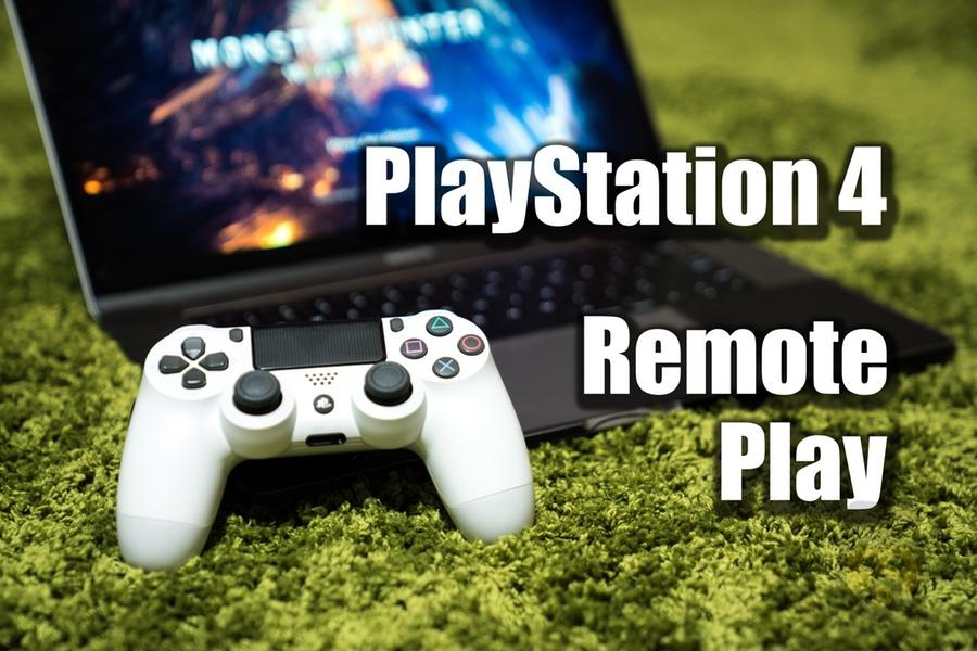 【解説】PC画面でPS4のモンハンをリモートプレイ!気になる通信量や使用感まとめ!