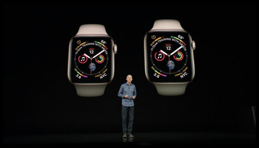 Apple、新型「Apple Watch Series 4」を発表!イベント内容まとめ