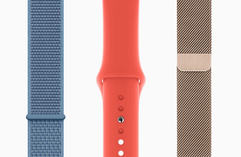 画面大型化の「Apple Watch Seires 4」は既存バンドと互換性あり!大小サイズでそれぞれ対応
