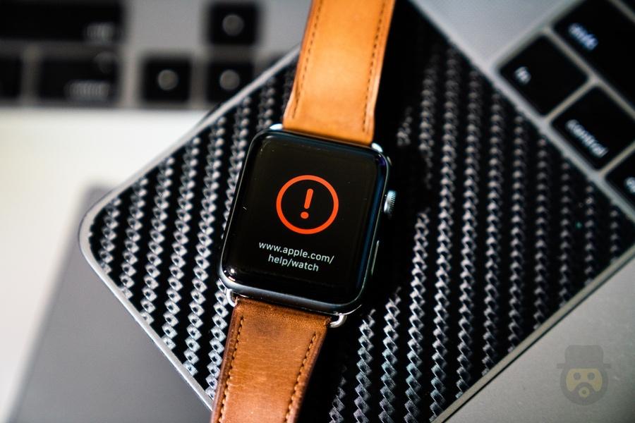 【不具合】赤い「!」マークが表示されるApple Watchの対処方法まとめ
