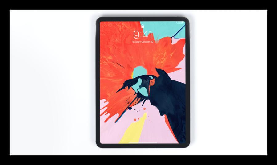 Apple、全画面ディスプレイ・Face ID搭載の新型iPad Proを発表!イベント内容まとめ