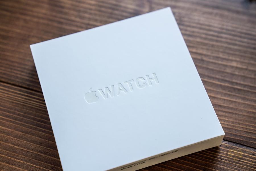 システム入替修理に出したApple Watch Series 2が無事に返却!対応力に驚き。