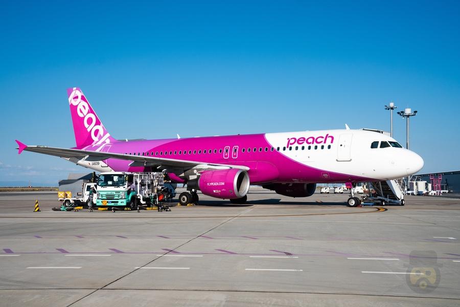 格安航空(LCC)「ピーチ」搭乗レポート!手荷物機内持込や座席広さの感想まとめ【レビュー】