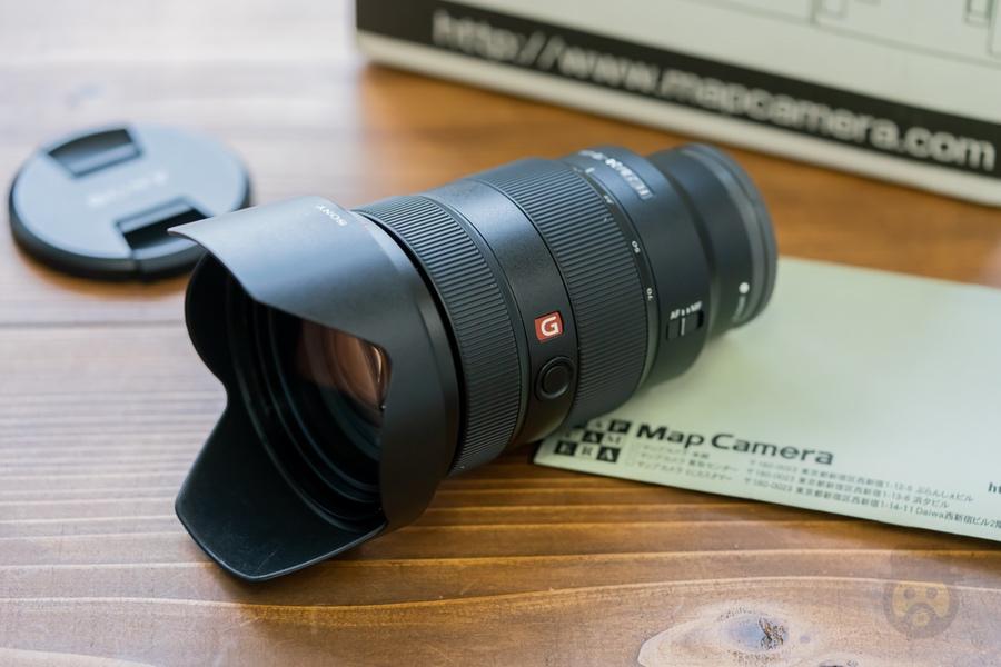 24万円のレンズを落下破損!マップカメラの保証サービスで修理してみた。