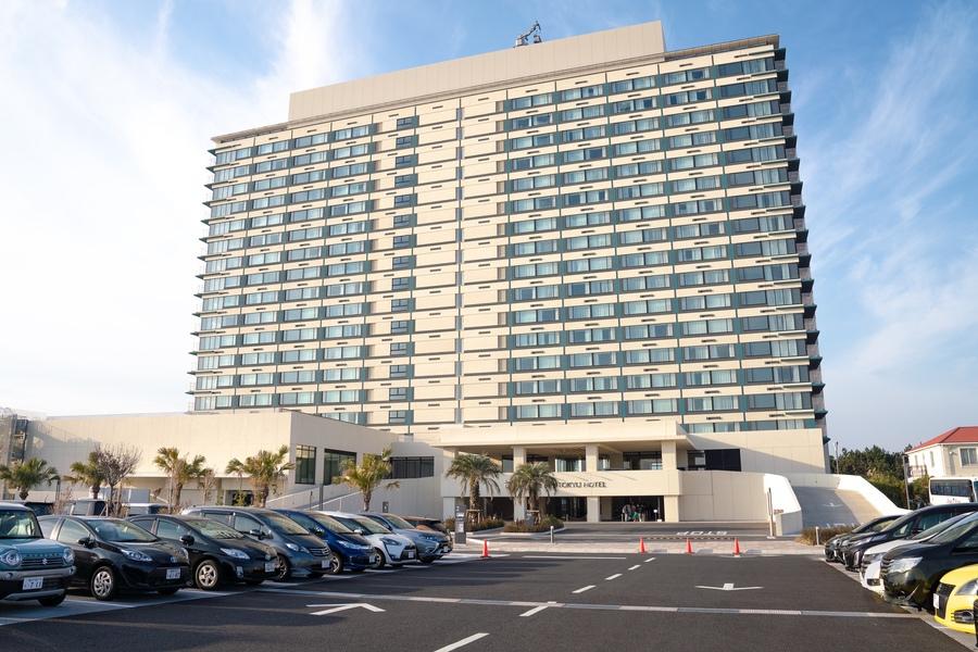 【レビュー】ディズニー旅行で新浦安「東京ベイ東急ホテル」に宿泊。アクセスや部屋の感想。