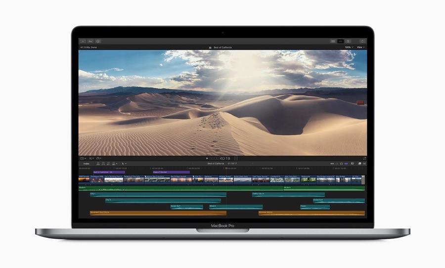 8コア搭載の2019年版「MacBook Pro」発表。史上最速なバケモノMacノートを使いたい。