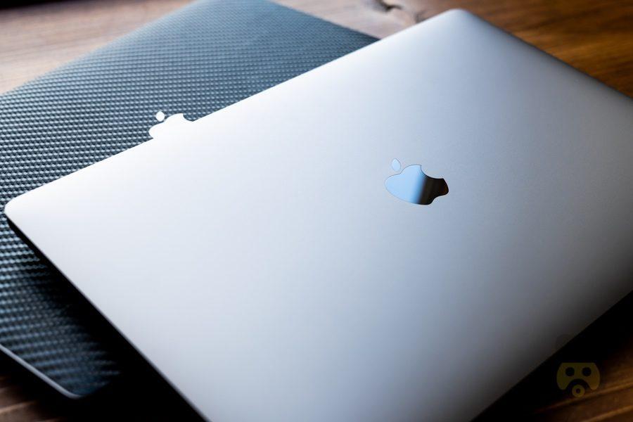 化 macbook 初期